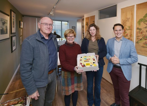 Wethouder Maouche trots op succes Woonwensenscans