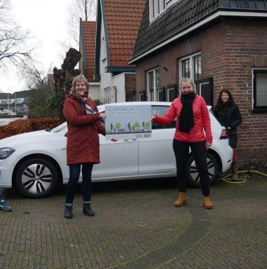Straten in Nijmegen, Renkum en Westervoort doen mee met autodeelwedstrijd