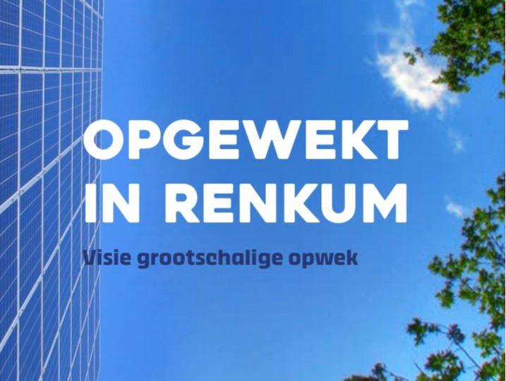 Gemeenteraad Renkum stelt visie over zonne- en windenergie unaniem vast